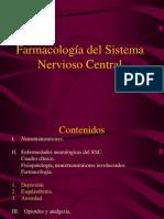 Farmacos SNC