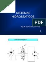 (8) SISTEMAS HIDROSTATICOS