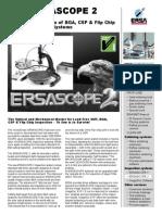 Ersascope2 e W