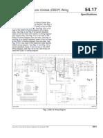 international service manual electrical circuit diagrams  ddec ii and iii wiring diagrams