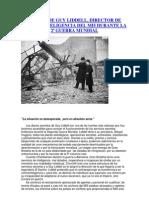 DIARIOS DE GUY LIDDELL, DIRECTOR DE CONTRAINTELIGENCIA DEL MI5 DURANTE LA 2ª GUERRA MUNDIAL