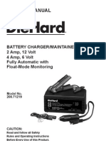 DieHard Motorcycle Battery Charger