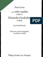 Livius_Römische Geschichte II
