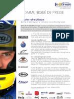 Communiqué de presse - Doha 2012 - FR