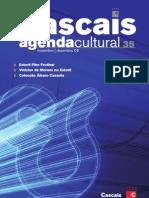 Agenda Cultural de Cascais n.º 35 - Novembro e Dezembro 2008