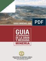 Guia Para La Inversion en Mineria