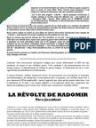 La révolte de Radomir – Bulgarie 1918