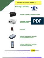 Catalogo Medidas Descargas Parciales