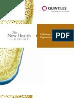 Quintelis New Health Report 2012