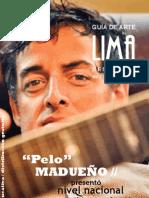 Guía de Arte de Lima - Junio 2012