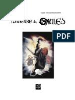 Dossier BD La guerre des Gaules tome 1