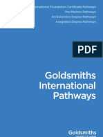 Goldsmith Pathways