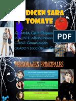 obra sara tomaté