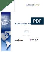 Enterprise Complex Manufacturing1
