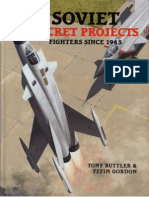 Soviet Secret Projects Fighters Since 1945