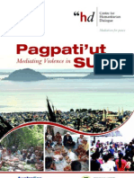 Mediating Violence in Sulu