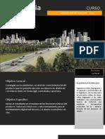 Autocad Civil 3D Avanzado 2012