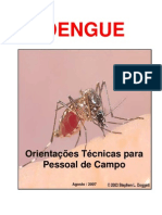 Manual de Campo Dengue