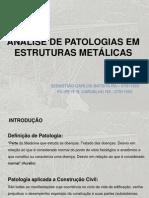 ANÁLISE DE PATOLOGIAS NAS CONSTRUÇÕES CIVIS 2