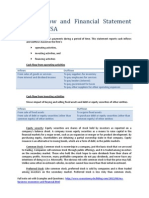 2 - Cash Flow and Financial Statement Analysis