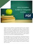Stiluri de Predare Invatare Si Inteligentele Multiple