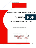 Manual Quimica II 201120
