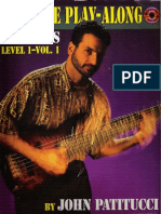 John Patitucci - Ultimate Play-Along for Bass (Level 1-Vol. 1)
