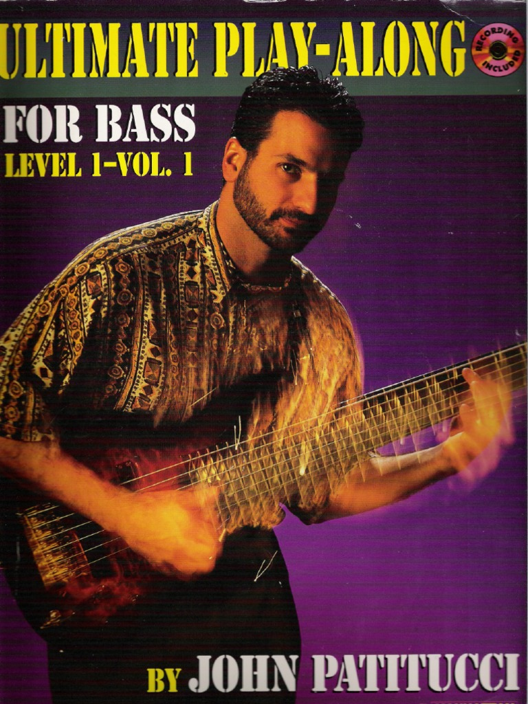 John Patitucci 60 Melodic Etudes Bass Guitar Latest Technology Musical Instruments & Gear Contemporary