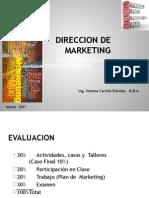 2curso de Direccion de Marketing Ximena Carrillo