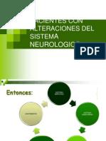 10 Pacientes Con Alteraciones Del Sistema Neurologico