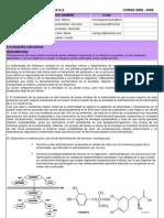 Biofarmácia caso prático levodopa