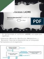 Procesos LADME