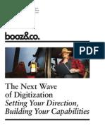 BoozCo Next Wave of Digitization