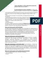 Droit M1 - Livret 2011-2012