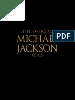 The Official Michael Jackson Opus - español