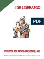 Taller de Liderazgo-manual Del Participante