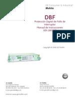 Protección Digital de Fallo de interruptor