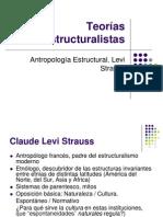 13. Levi Strauss y Mitos