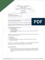 Strategic Management Course Outline 2
