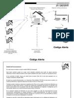 CodigoAlerta datos tecnicos