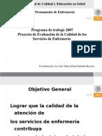 Proyecto de Evaluacion 2007