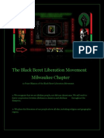The Black Beret Liberation Movement Milwaukee