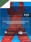 Guia Seguimiento Farmacoterapeutico VIH SIDA
