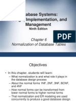 Chapter 6 Database (Dr. Mahmoud Mostafa)