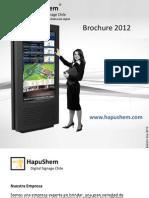 Brochure Hapushem 2011