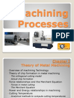 1 Machining Process Intro
