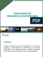 Diplomado en Desarrollo Sustentable OCT-DIC 2011[1]