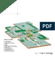 Mapa da UFSM para o Vestibular