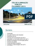 JOSÉ MANUEL GOMES-G de IP utilizando LED`s