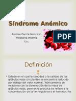 2011 Sindrome Anemico DEFINITIVO[1]